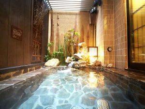 天然温泉 錦鯱の湯 ドーミーインプレミアム名古屋栄